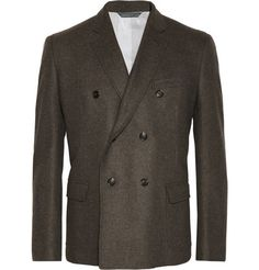Band of Outsiders Donegal Wool and Cashmere-Blend Tweed Blazer | MR PORTER