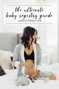 Baby Registry Essentials featured by popular Los Angeles life and style blogger and new mom, Ashley Terk Pregnancy Outfits, Pregnancy Tips, Baby Registry Essentials, Baby Tumblr, Target Baby, Baby Drawing, Asian Babies, Travel Workout, Baby Blog