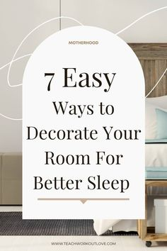 When we decorate your home, many of the items that we put inside it are for specific reasons. Specific decorations for each room based on holidays or what matches. So why wouldn't you decorate your room to make it better for you to sleep in? We do it for our kiddos, so why not for … The post 7 Easy Ways to Decorate Your Bedroom for Better Sleep appeared first on Teach.Workout.Love. Luxury Sheets, Above Bed Decor, Have A Good Night, Best Mattress, Decorate Your Room, Bed Sheet Sets, Home Decor Inspiration, Good Night Sleep, Duvet Cover Sets