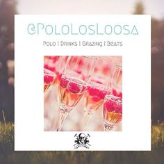 Cocktails on the hill looking over the Polo couldn't come any sooner.  Early bird tix end on Monday so chat to the girls tonight over a couple of cocktails.  #pololosloosa #goldcoastevents #brisbaneevents #polo #vip #fashion #models #celebrities #australianmedia #beats #canapes #cocktails #craftbeer