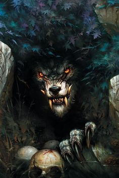 World of Warcraft: Curse of the Worgen Issue 2 by Wei Wang Via DC Comics