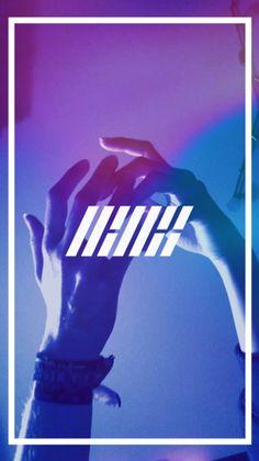 YG Lockscreen World • İKON LOGO Lockscreen reblog if you save/use do... Chanwoo Ikon, Kim Hanbin, K Pop, Ok Logo, Bobby, Ikon Songs, Kpop Logos, Ikon Member, Winner Ikon
