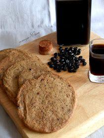Comoju: Galletas de Café Shortbread Cookies, Cupcake Cookies, Cupcakes, Super Cookies, Sweet Recipes, Banana Bread, Delicious Desserts, Biscuits, Favorite Recipes