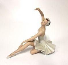 Royal Dux Bohemia Ballerina