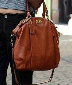 Coach bag...need that