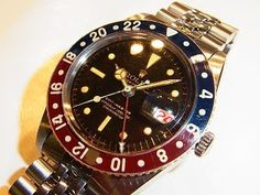 GMT 1st Ref.6542 1958y Cal.1030