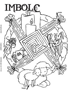 LUV 2 LRN | Imbolc Maze { Nederlands } | Please Like √ Share√ Comment √ Tag √ and Pin it √