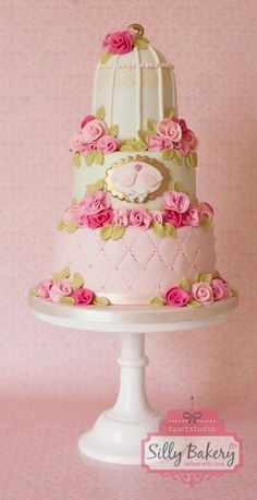 Cake by Silly Bakery