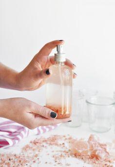 Eau de DIY: 15 Perfumes and Body Sprays You Can Actually Make via Brit + Co.