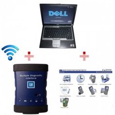 WIFI GM MDI tech 3 is wireless auto diagnostics and programming tool for GM vehicles. GM MDI tech3 with wifi function will come with GM MDI software. In order to make the operation of GM MDI manager, ADK auto diagnostic supplier offer MDI tech 3 with software installed on dell d630 laptop.