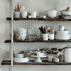 Stoneware Serving Dish | The White Company