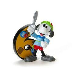 Enesco Disney Showcase Collection Mickey Mouse Birthday ...  |Mickey Mouse Birthday Figurines