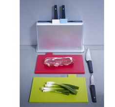 Index Plus | Chopping board set from Joseph Joseph