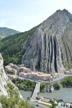 Sisteron, Alpes de Haute-Provence