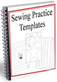30 pattern templates for beginning sewers