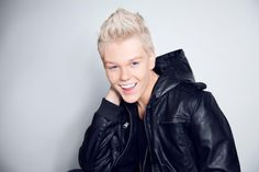 Jack Vidgen photo shoot
