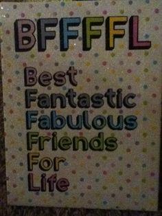 Super cute BFF gift