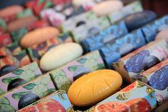 MiLOMiLL mydła organiczne certyfikowane przez Ecocert