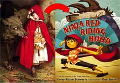 THE TOP TEN FAIRY TALES FRACTURED IN 2014 BY EMILY ANDRUS | The Nerdy Book Club