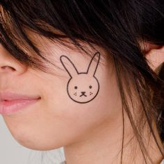 Skin is in! Celebrate Easter with Tatt.ly temporary tattoos  #freckles #tattly
