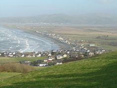 Borth, Wales