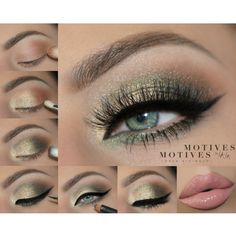4 Makeup Tutorials to Pin & Try ASAP with Motives® You are going to want to pin and try these makeup tutorials ASAP! These gorgeous looks are all created with Motives® by Janine of The Amazing World of J. – Das schönste Make-up Eye Makeup Steps, Smokey Eye Makeup, Skin Makeup, Makeup Tips, Beauty Makeup, Makeup Ideas, Makeup Goals, Hazel Eye Makeup, Smoky Eye
