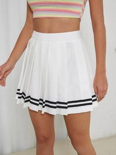 Hipster Skirt, Pleated Skirt, Cheer Skirts, Preppy, Mini Skirts, Clothes, Shopping, Amazing, Check