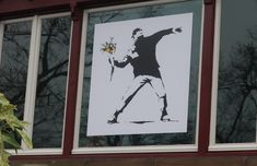 #bansky #amsterdam