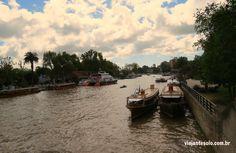 Tigre tour de um dia com passeio de barco pelo Delta   Viajante Solo