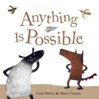 Book to launch math problem solving - come up with a plan, try it if it does not work, try again and again!