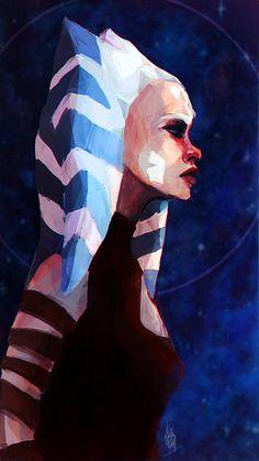 ahsoka tano wallpaper & ahsoka tano - ahsoka tano art - ahsoka tano and anakin - ahsoka tano clone wars - ahsoka tano season 7 - ahsoka tano wallpaper - ahsoka tano costume - ahsoka tano tattoo Star Wars Rebels, Star Wars Clone Wars, Ahsoka Tano, Ashoka Star Wars, Star Wars Quotes, Star Wars Wallpaper, Star Wars Fan Art, Guache, Star Wars Party