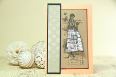 Mannequin Card by Cazzazcrafts on Etsy, $6.00