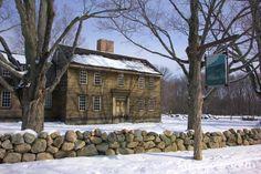 Minute Man National Historical Park, Lexington/Concord, MA