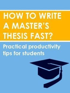 How to write a masters thesis fast: Practical productive tips for students. Academic Essay Writing, Best Essay Writing Service, Dissertation Writing Services, Research Writing, Thesis Writing, Essay Writing Tips, Dissertation Motivation, Essay Tips, English Writing