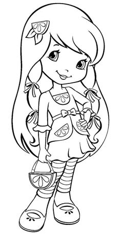 Strawberry Shortcake Cartoon Coloring Pages Frozen Coloring Pages, Disney Princess Coloring Pages, Barbie Coloring Pages, Cute Coloring Pages, Printable Adult Coloring Pages, Coloring Pages For Girls, Cartoon Coloring Pages, Animal Coloring Pages, Coloring Pages To Print