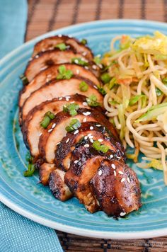 Slimming Eats Low Syn Asian Barbecued Chicken - gluten free, dairy free, Slimming World and Weight Watchers friendly
