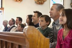 Church is the place to worship, not call attention to yourself. Here are some tips on how to avoid annoying others.