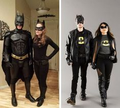 Disfraz Batman y Batgirl o Catwoman Catwoman Cosplay, Catwoman Comic, Batman And Batgirl, Warm Halloween Costumes, Batman Halloween, Halloween Outfits, Catwoman Halle Berry, Batman Costumes, Julie Newmar