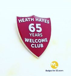 Good quality silver metallic overprinted onto a ML stock shield badge, a cost effective way to create your own custom made badge. Make Your Own Badge, Create Your Own, Name Badges, Pin Badges, Custom Badges, Charity, Metallic, Logos, Silver