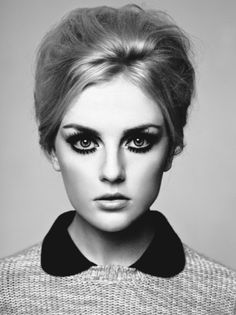 someone was like pretty hair and make-up and im over here like OMGOSH that's PERRIE