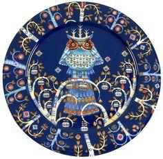 Iittala TAIKA BLUE Dinner Plate 10288575 #Iittala