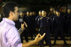 Folha certa : Prefeito de Mossoró empossa 53 novos Guardas Munic...