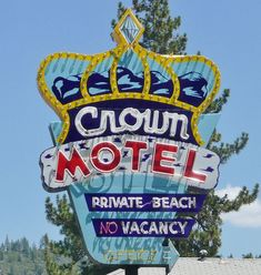 Crown Motel Kings Beach, California