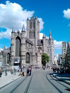See Church Saint Nicholas in Ghent on this day trip from  \\ Brussels . Belgium