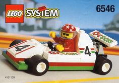 Lego 2441 - Chassis + Steering Wheel + racing slick Wheels/Tyres - NEW Lego Sets, Lego Robot, Lego Car, Robots, Lego Boxes, Classic Lego, Lego Display, Vintage Lego, Lego Storage