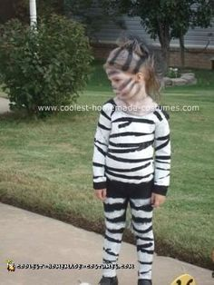 Easy+Homemade+Zebra+Costume