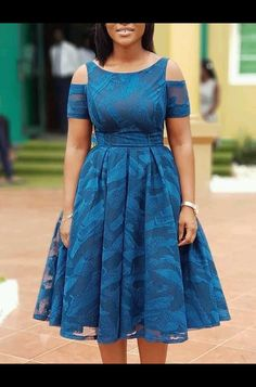 Digital Print Cold Shoulder Mesh Pleated Dress – African Fashion Dresses - African Styles for Ladies Short African Dresses, Latest African Fashion Dresses, African Print Fashion, Africa Fashion, Ankara Fashion, African Print Dresses, African Prints, Short Dresses, African Fabric