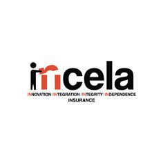 Incela, logo design by Fidarta