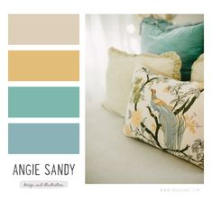 Color Crush 1.22.2014 — Angie Sandy Design & Illustration