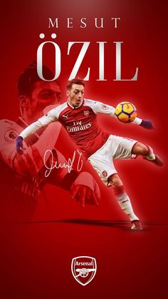 Mesut Ozil wallpaper by ElnazTajaddod - ec - Free on ZEDGE™ Arsenal Fc Players, Arsenal Club, Arsenal Premier League, Arsenal Football, Ozil Mesut, Mesut Ozil Arsenal, Cr7 Juventus, Arsenal Wallpapers, Lionel Messi Wallpapers